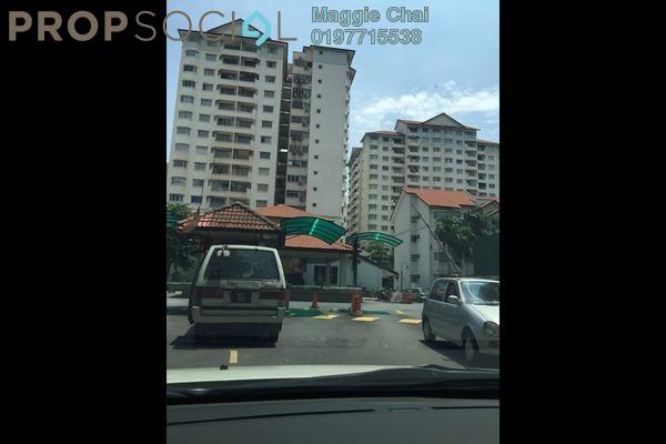 For Sale Condominium at Puncak Seri Kelana, Ara Damansara Leasehold Semi Furnished 3R/2B 510k