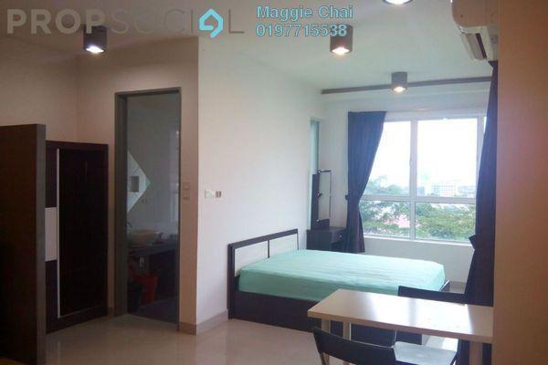 For Sale Condominium at Ritze Perdana 2, Damansara Perdana Leasehold Fully Furnished 0R/1B 400k