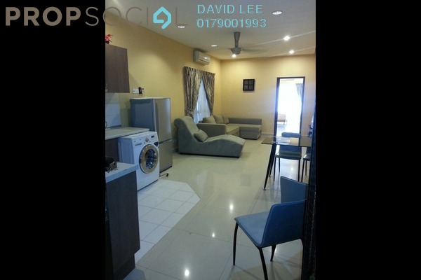 For Rent SoHo/Studio at Windsor Tower, Sri Hartamas Freehold Fully Furnished 1R/1B 1.9k