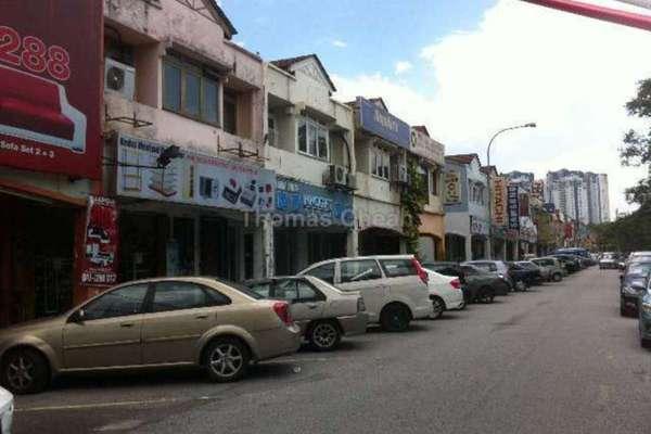 For Sale Shop at Pandan Perdana, Pandan Indah Leasehold Unfurnished 0R/2B 790k