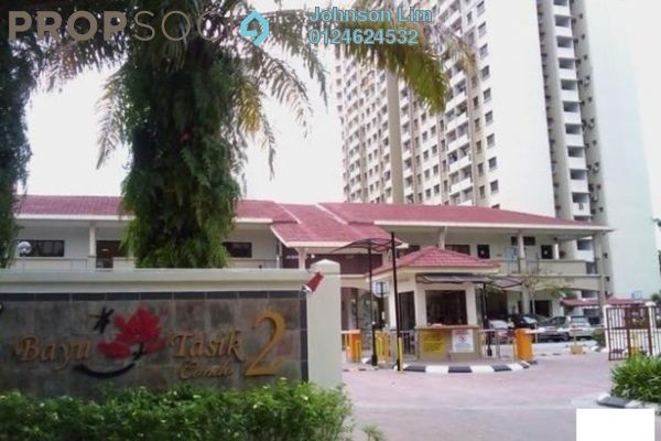 For Sale Condominium at Bayu Tasik 2, Bandar Sri Permaisuri Leasehold Semi Furnished 3R/2B 425k