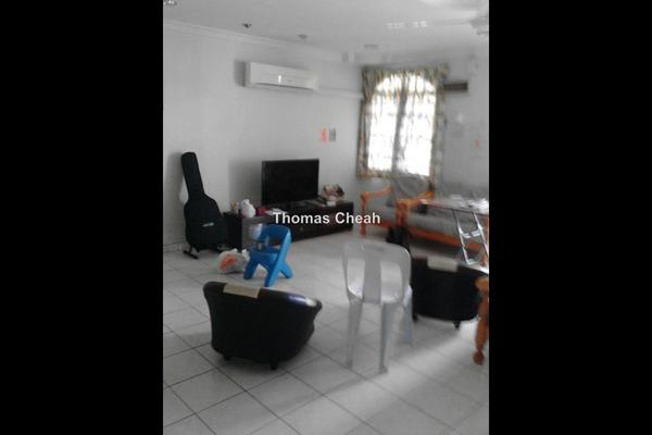 For Sale Terrace at Damai Perdana, Bandar Damai Perdana Freehold Unfurnished 3R/2B 600k