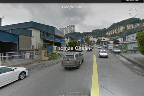For Sale Factory at Taman Bukit Permai, Bandar Mahkota Cheras Leasehold Unfurnished 0R/3B 3.6m