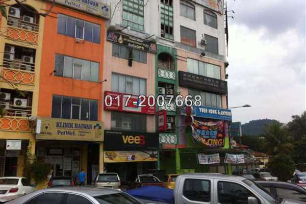For Rent Shop at Taman Sri Bahtera, Cheras Leasehold Unfurnished 0R/2B 15k