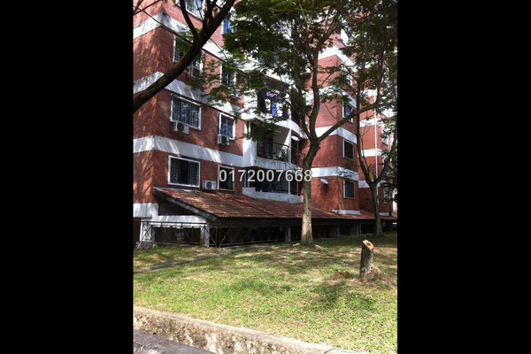 For Rent Condominium at Forest Green, Bandar Sungai Long Leasehold Unfurnished 3R/2B 1.2k