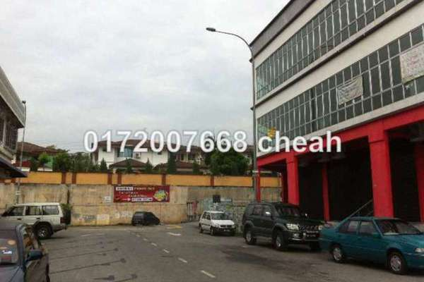 For Rent Shop at Cheras Perdana, Cheras South Leasehold Unfurnished 0R/1B 3.8k