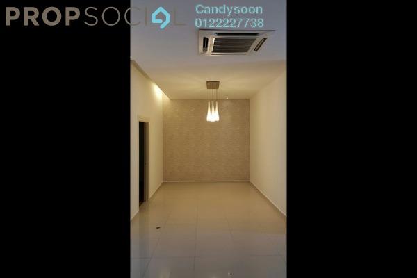 For Rent Terrace at BK1, Bandar Kinrara Freehold Semi Furnished 3R/2B 1.8k