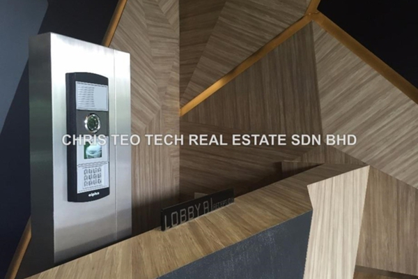 For Sale Serviced Residence at The Leafz, Sungai Besi Leasehold Semi Furnished 2R/2B 730k