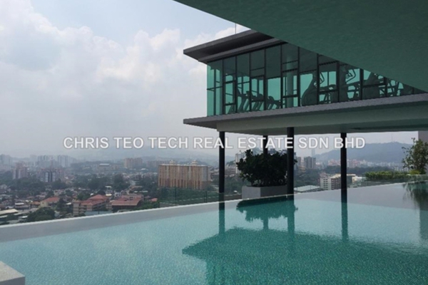 For Rent Condominium at The Leafz, Sungai Besi Leasehold Semi Furnished 2R/2B 1.8k