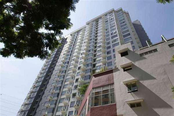 For Sale Condominium at Millennium Square, Petaling Jaya Leasehold Unfurnished 3R/2B 560k