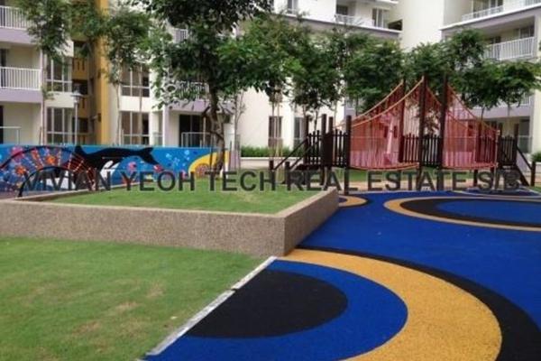 For Sale Condominium at Platinum Lake PV20, Setapak Leasehold Unfurnished 3R/2B 600k