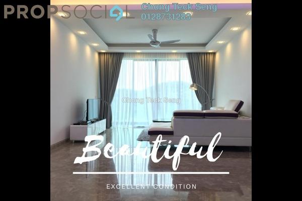 For Rent Condominium at Kiaramas Danai, Mont Kiara Freehold Fully Furnished 3R/3B 7.5k