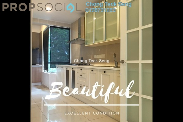 For Sale Condominium at Ara Hill, Ara Damansara Freehold Semi Furnished 3R/3B 1.48m