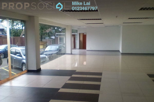 For Rent Shop at Kota Semarak, Setapak Freehold Semi Furnished 0R/6B 10k