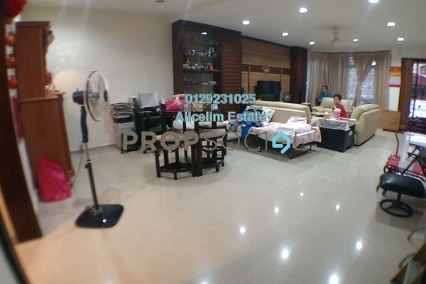For Sale Terrace at Kepong Baru, Kepong Freehold Semi Furnished 5R/4B 1.6m