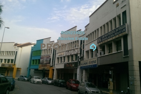 For Sale Shop at Perdana Business Centre, Damansara Perdana Leasehold Unfurnished 0R/1B 1.4m