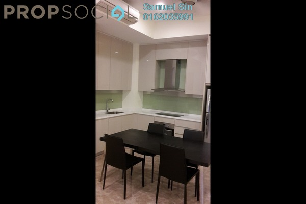 For Sale Serviced Residence at Laman Ceylon, Bukit Ceylon Freehold Fully Furnished 2R/2B 1.18m