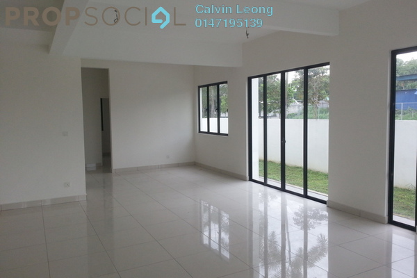 For Sale Terrace at Taman Pusat Kepong, Kepong Leasehold Semi Furnished 5R/5B 1.5m