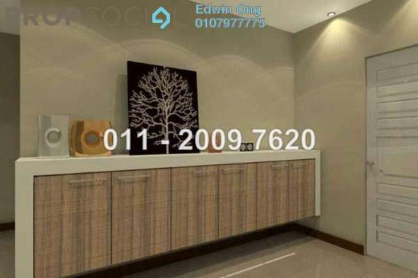 For Sale Condominium at Gembira Residen, Kuchai Lama Leasehold Fully Furnished 3R/3B 880k