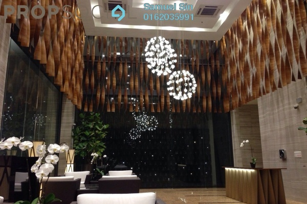 For Sale Serviced Residence at Laman Ceylon, Bukit Ceylon Freehold Fully Furnished 1R/1B 1.02m