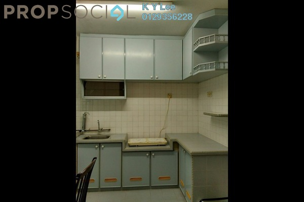 For Sale Condominium at Taman Seri Damai, Green Lane Freehold Semi Furnished 3R/2B 408k
