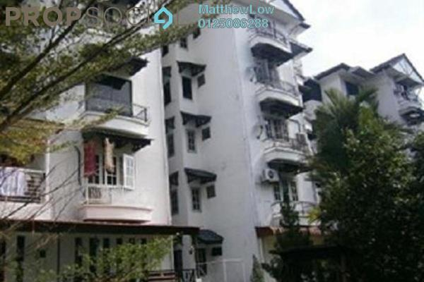 For Rent Condominium at Villa Condominium, Relau Freehold Unfurnished 3R/2B 880translationmissing:en.pricing.unit