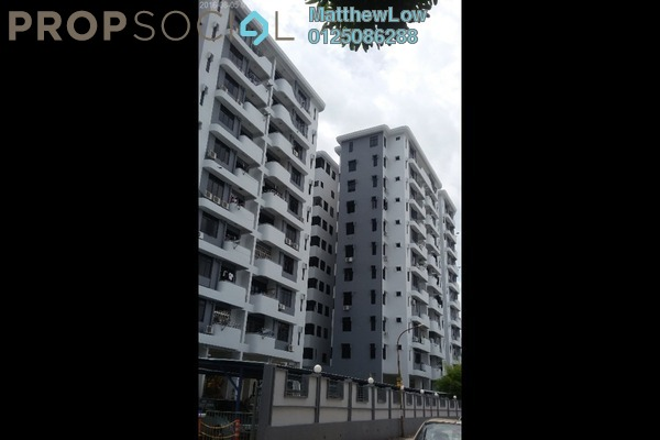 For Rent Condominium at Desa University, Sungai Dua Freehold Unfurnished 4R/2B 1.5k