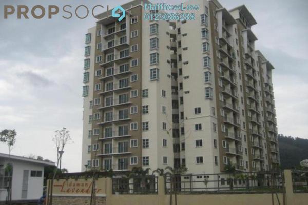 For Sale Condominium at Idaman Lavender, Sungai Ara Freehold Unfurnished 3R/2B 360k