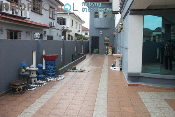 For Sale Semi-Detached at Taman Mesra , Klang Freehold Semi Furnished 5R/4B 880k