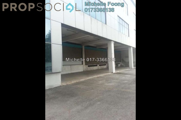 For Sale Factory at Hicom Glenmarie, Glenmarie Freehold Semi Furnished 0R/0B 28.8m
