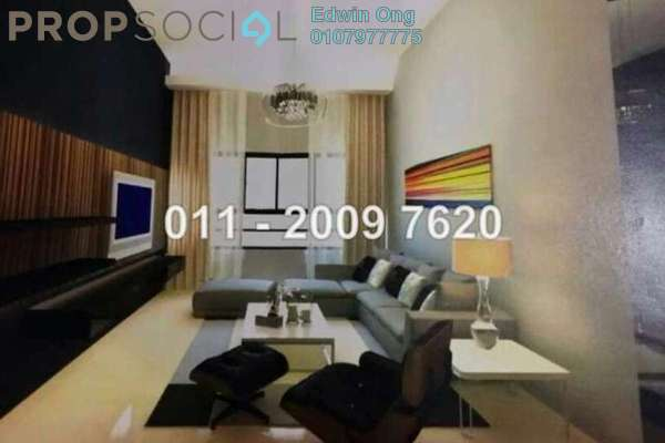 For Sale Condominium at KM1, Bukit Jalil Freehold Semi Furnished 3R/3B 890k