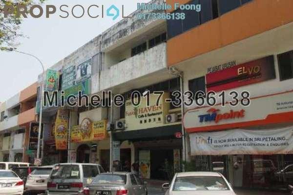 For Sale Shop at Taman Sri Endah, Sri Petaling Leasehold Unfurnished 0R/3B 2.8m