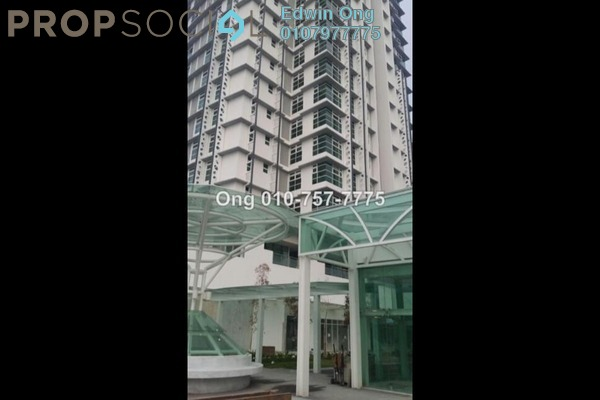 For Sale SoHo/Studio at Sunway Nexis, Kota Damansara Leasehold Fully Furnished 2R/2B 900k