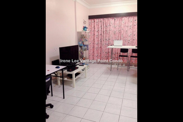 For Sale Condominium at Vantage Point, Desa Petaling Leasehold Unfurnished 3R/2B 330.0千