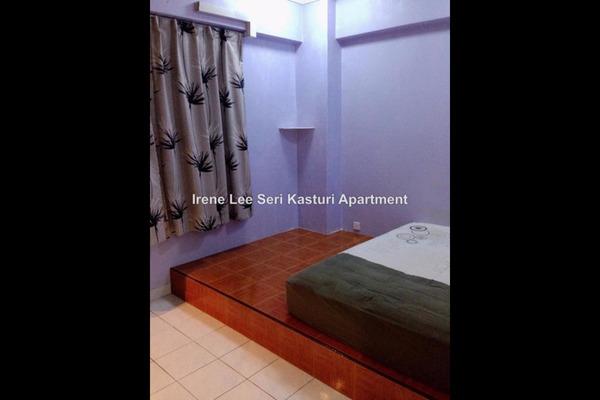 For Sale Apartment at Seri Kasturi, Bandar Kinrara Leasehold Unfurnished 3R/2B 350k