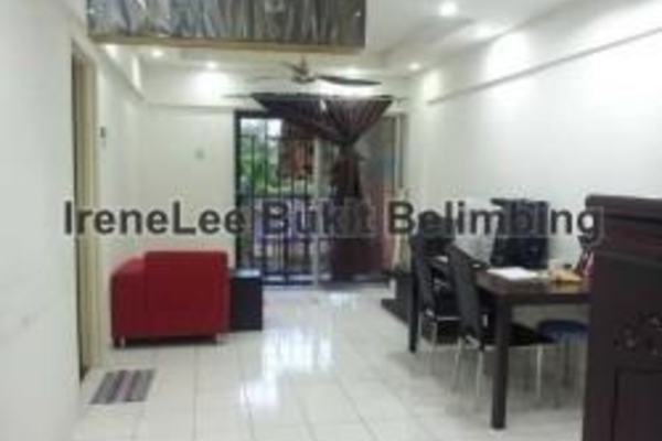 For Sale Terrace at Bukit Belimbing, Seri Kembangan Freehold Unfurnished 4R/2B 480k