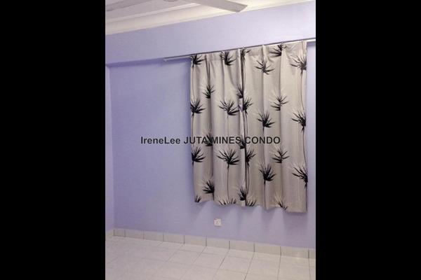 For Sale Apartment at Taman Impian Ehsan, Balakong Leasehold Unfurnished 3R/2B 275k