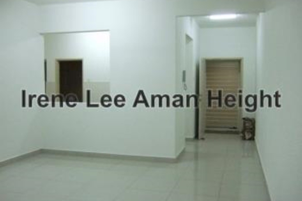 For Sale Condominium at Aman Heights, Seri Kembangan Leasehold Unfurnished 3R/2B 480k