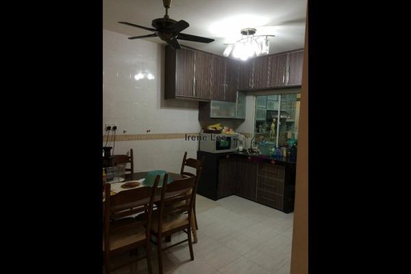 For Rent Terrace at SL13, Bandar Sungai Long Freehold Semi Furnished 4R/3B 2.2k