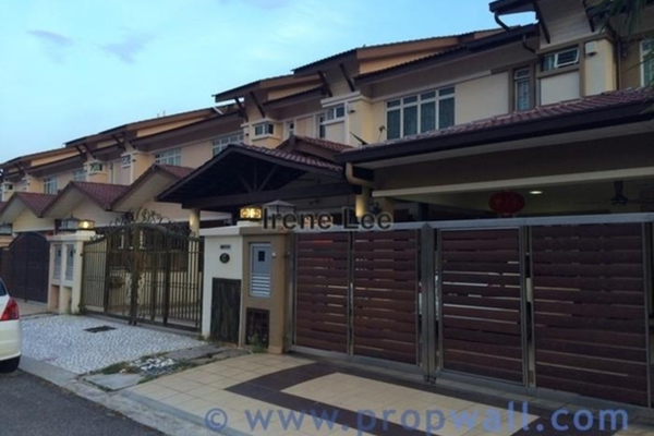 For Rent Terrace at Seri Sungai Long, Bandar Sungai Long Leasehold Semi Furnished 4R/3B 2.2k