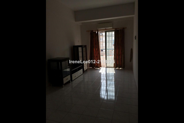 For Rent Apartment at Arena Green, Bukit Jalil Leasehold Unfurnished 2R/1B 1.1k