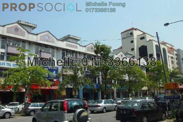 For Rent Shop at Taman Sri Endah, Sri Petaling Freehold Unfurnished 0R/0B 7.5k