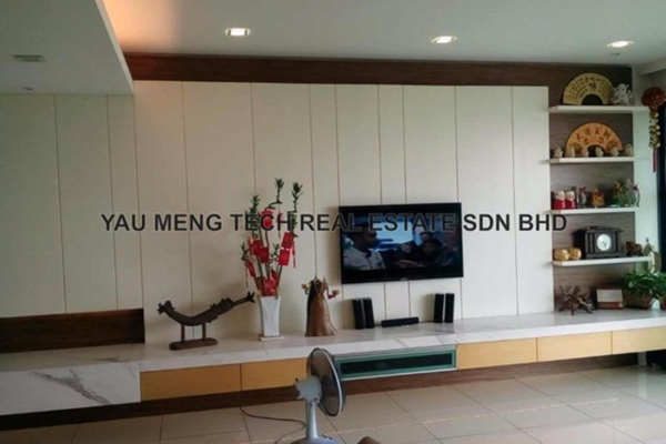 For Sale Condominium at Papillon Desahill, Taman Desa Freehold Unfurnished 3R/4B 1.8百万
