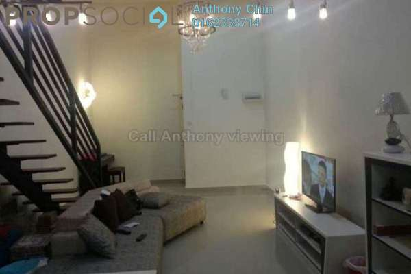 For Sale SoHo/Studio at Subang SoHo, Subang Jaya Freehold Semi Furnished 1R/2B 483k