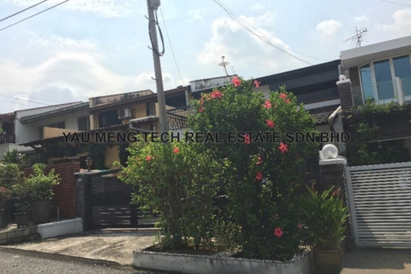 For Sale Terrace at Taman Seputeh, Seputeh Freehold Unfurnished 4R/3B 1.88m