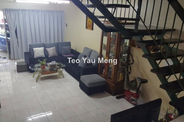 For Sale Terrace at Taman Midah, Cheras Freehold Unfurnished 5R/3B 830k