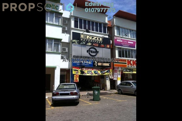 For Sale Shop at Rampai Business Park, Setapak Leasehold  0R/0B 3m