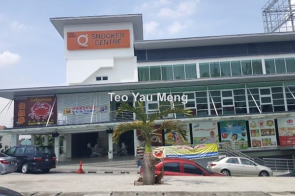 For Sale Shop at Taman Bukit Anggerik, Cheras South Leasehold Unfurnished 0R/4B 1.23m