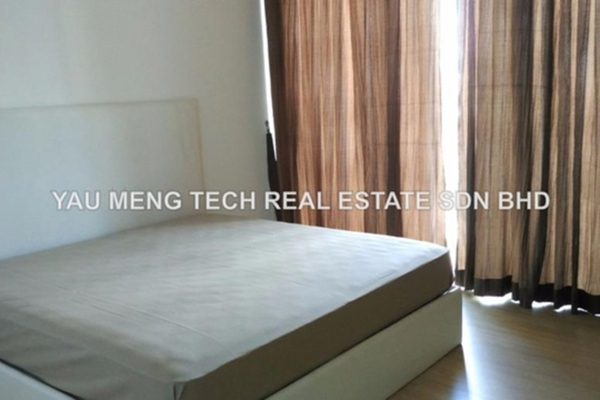 For Rent SoHo/Studio at Camellia, Bangsar South Leasehold Fully Furnished 0R/1B 2.3k
