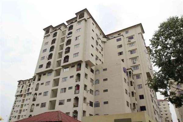 For Rent Condominium at Prisma Cheras, Cheras Freehold Semi Furnished 3R/2B 1.3k